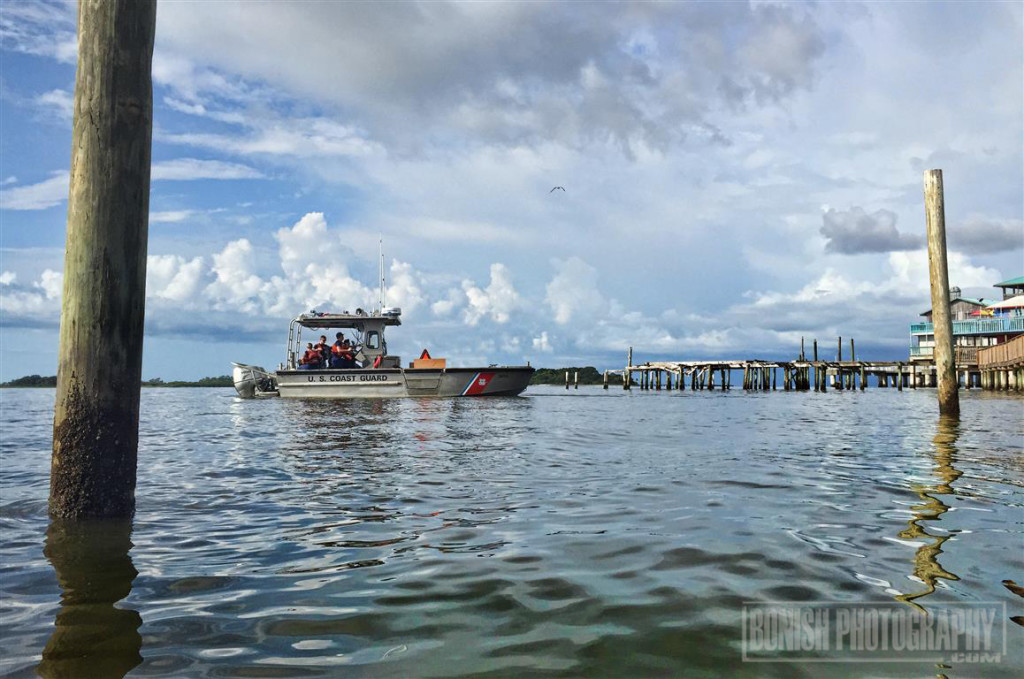 Coast Guard, Boating, Cedar Key, Bonish Photo
