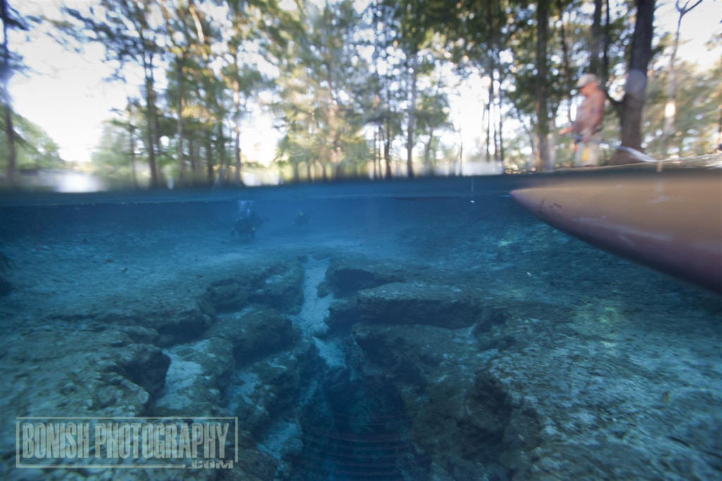 Devils Eye Spring, Florida Springs, Bonish Photo, Every Miles A Memory