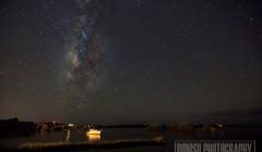 Milky Way, Cedar Key, Nighttime Photography, Bonish Photo, Every Miles A Memory, Travel