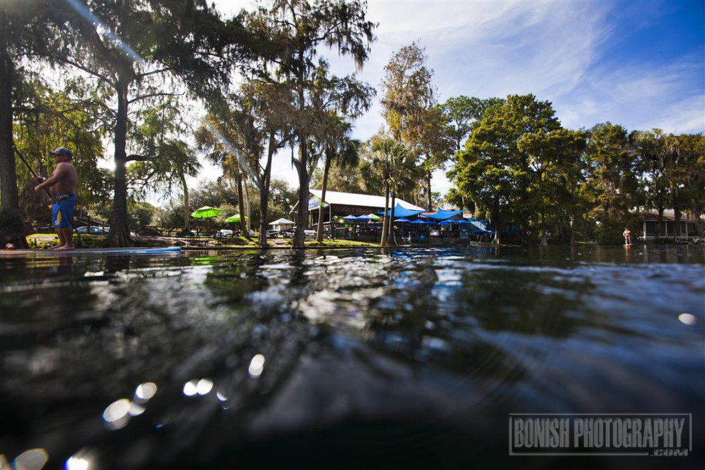 Swampy's, Rainbow River, Stand Up Paddleboarding, Bonish Photo, Every Miles A Memory