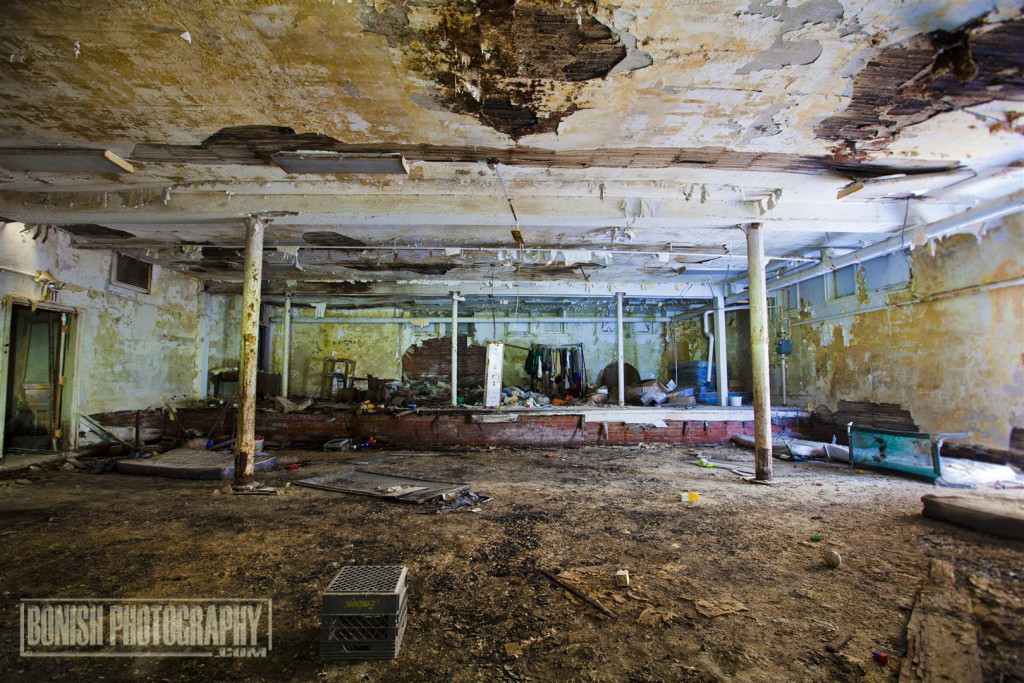 URBEX, Abandoned, Detroit, Bonish Photo, Every Miles A Memory