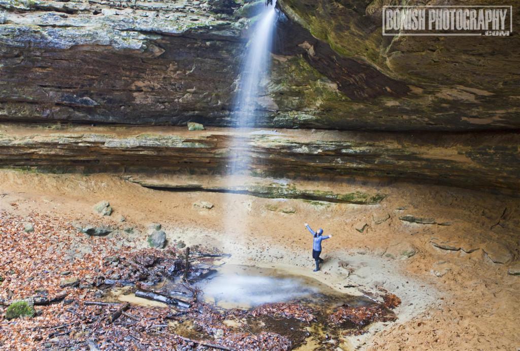 Memorial Falls, Upper Peninsula, Michigan, Every Miles A Memory, Travel, Waterfall
