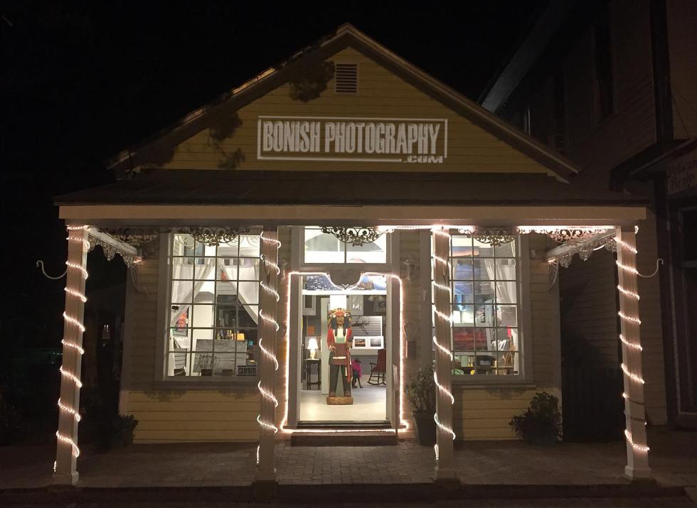 Bonish Studio, Cedar Key, Bonish Photography, Bonish Gallery