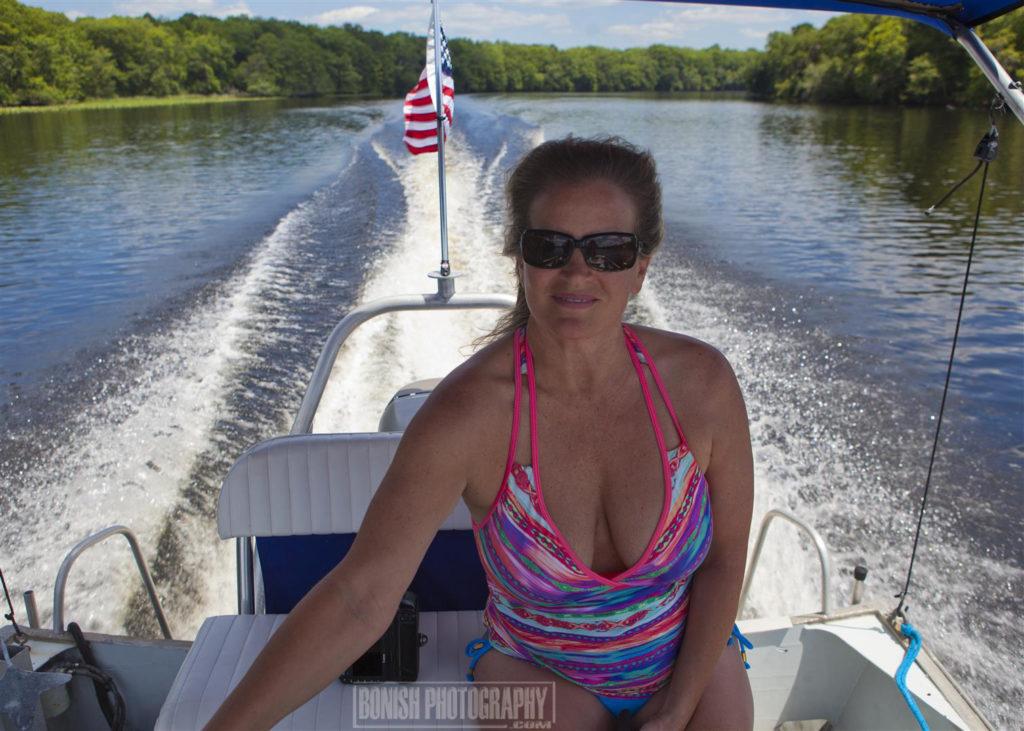 Cindy Bonish, Bonish Photography, Boating