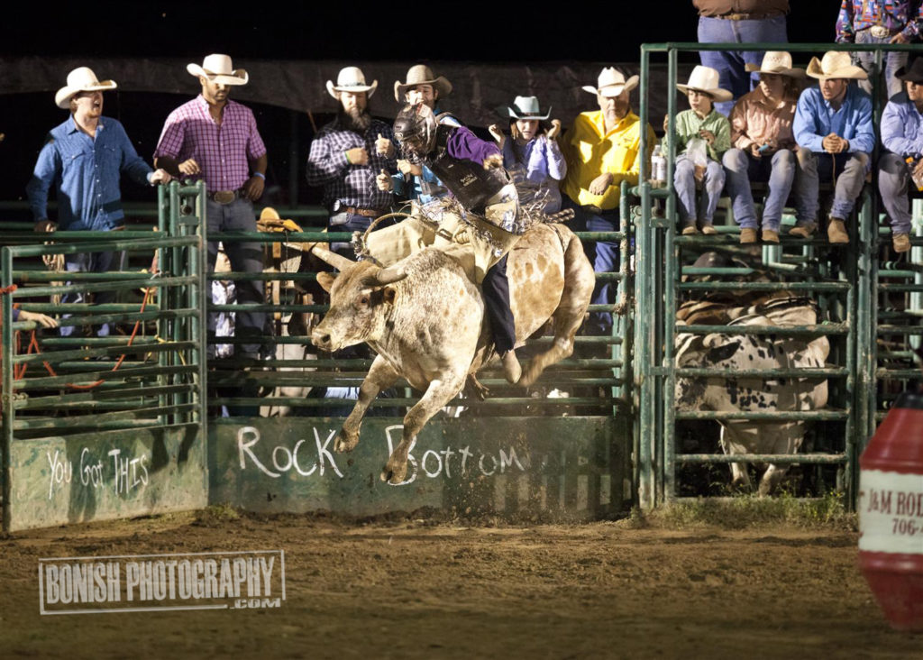 Bull Riding, Bonish Photo, Rock Bottom,