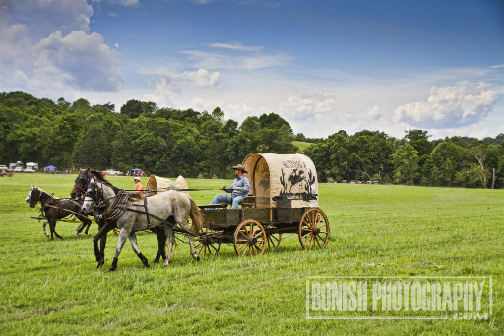 Chuck Wagon Racing, Rock Bottom, Arkansas, Bonish Photo