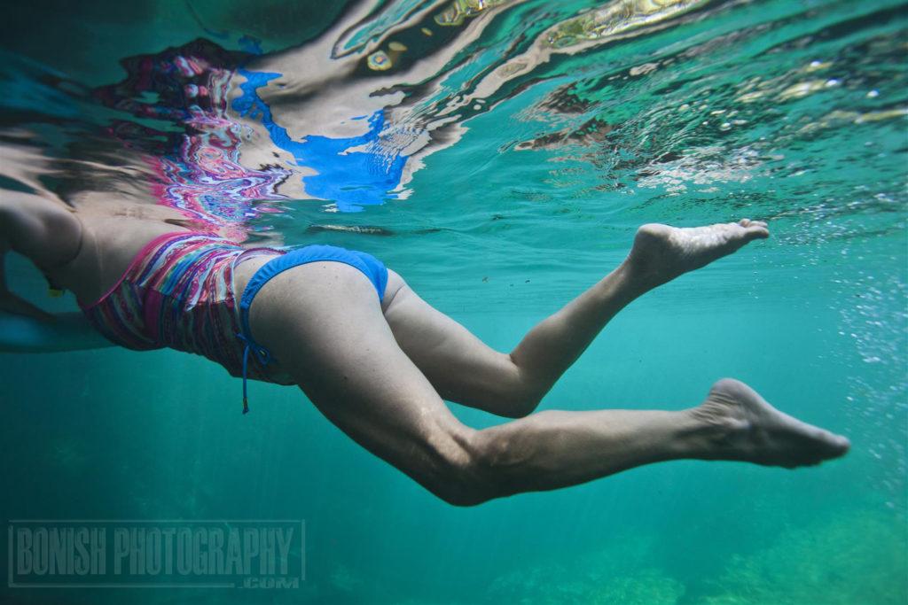 Manatee Springs, Underwater Photography, Bonish Photo