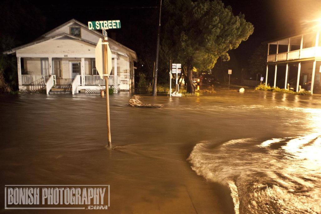 Hurricane Hermine, Cedar Key, Bonish Studio