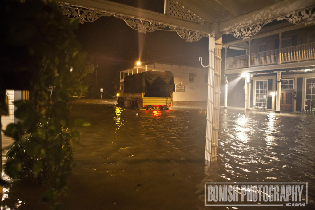 Cedar Key, Hurricane Hermine, Bonish Studio