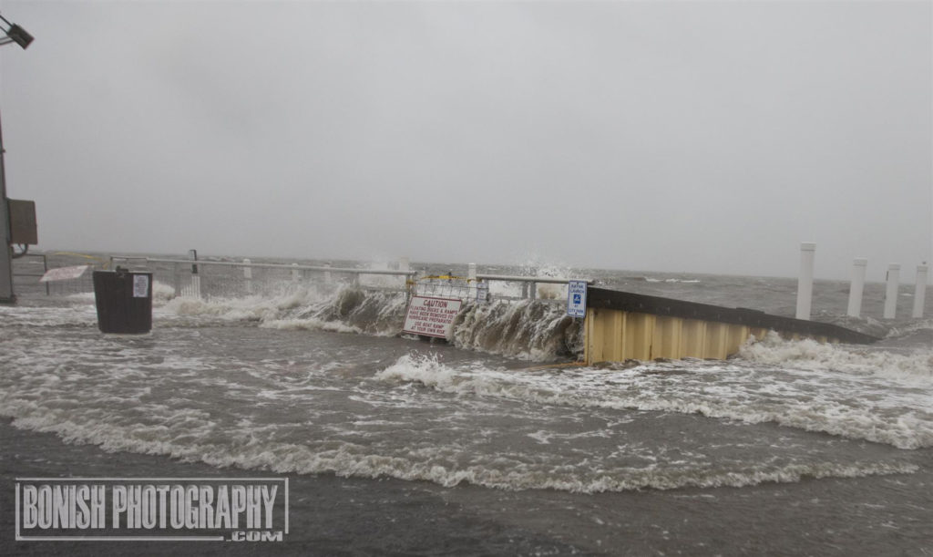 Hurricane Hermine, Bonish Photo, Cedar Key, Storm Photography
