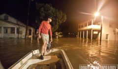 Heath Davis, Cedar Key, Hurricane Hermine, Bonish Photo