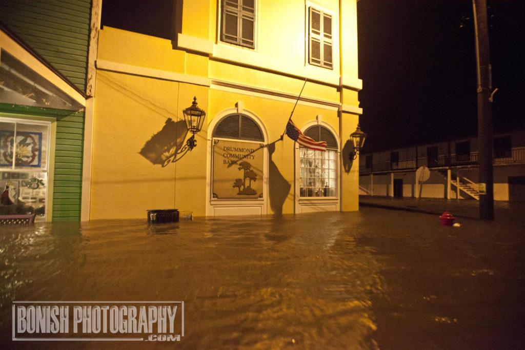Drummond Bank, Cedar Key, Hurricane Hermine, Bonish Photo