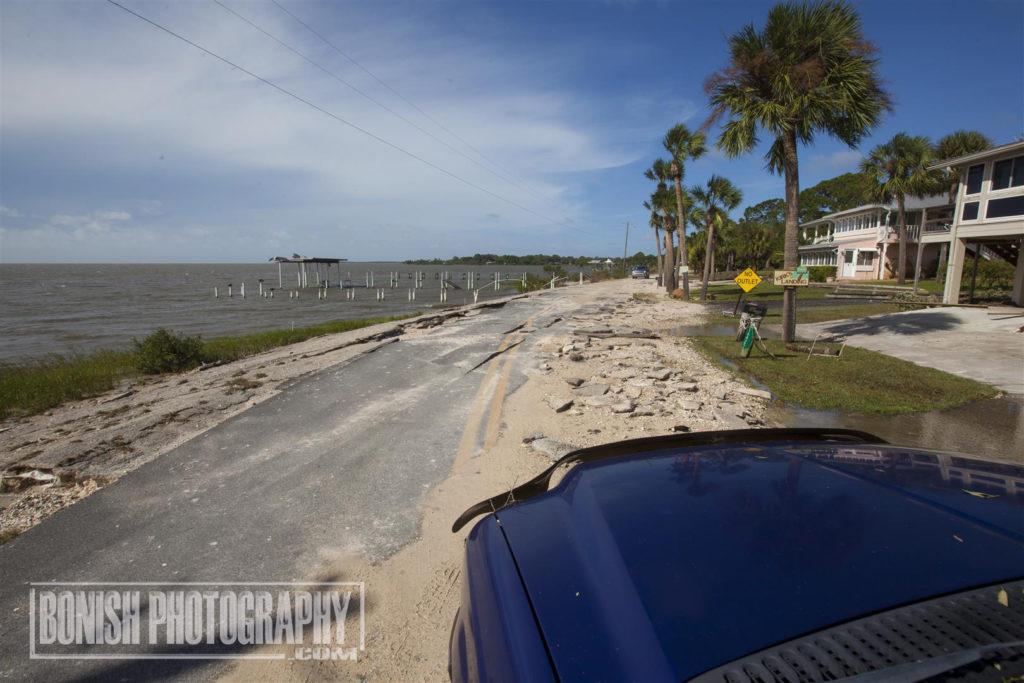 Hurricane Hermain, Cedar Key, Bonish Photo
