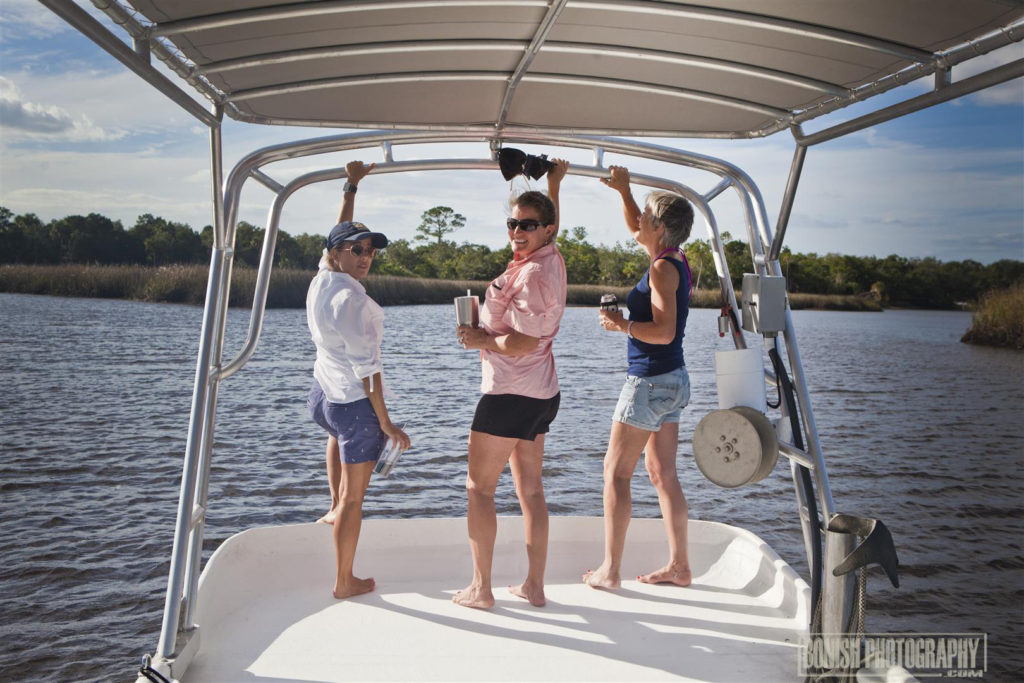 Suwannee River, Boating, Bonish Photo