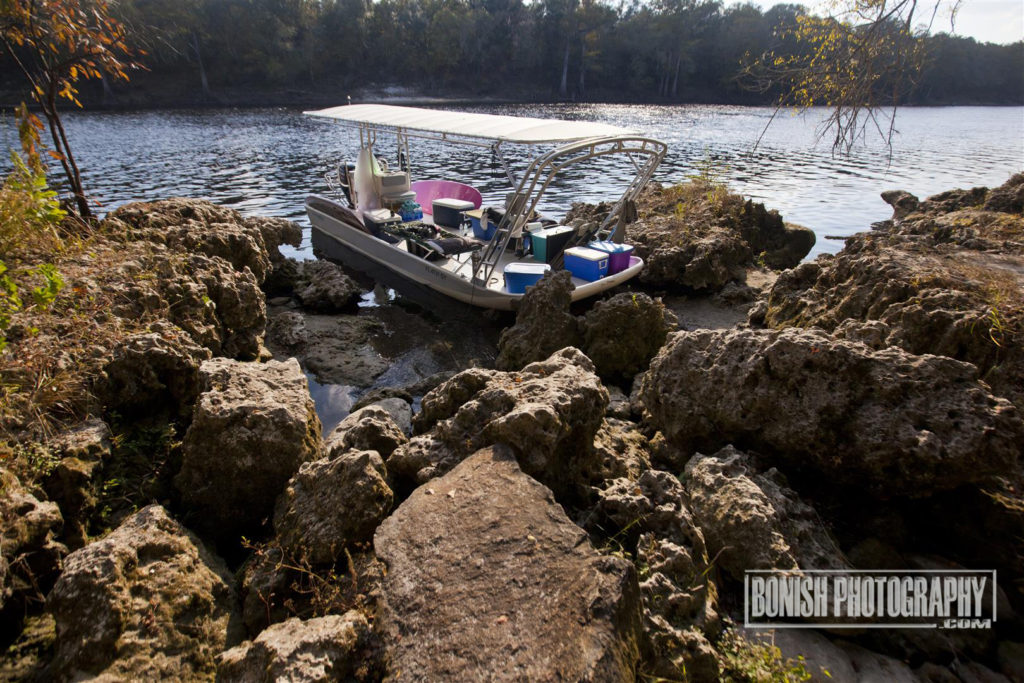 Bonish Photo, Suwannee River, Florida Boating