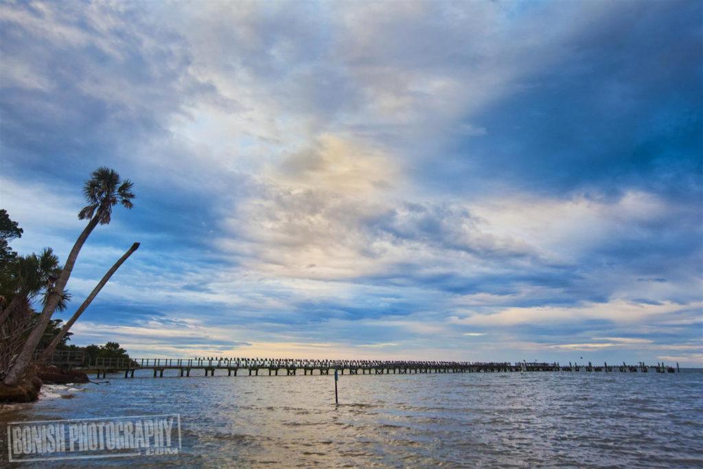 Cedar Key, Bonish Photo, Every Miles A Memory,