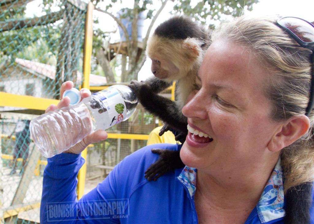 Cindy Bonish, Monkey, Bonish Photo, Every Miles A Memory