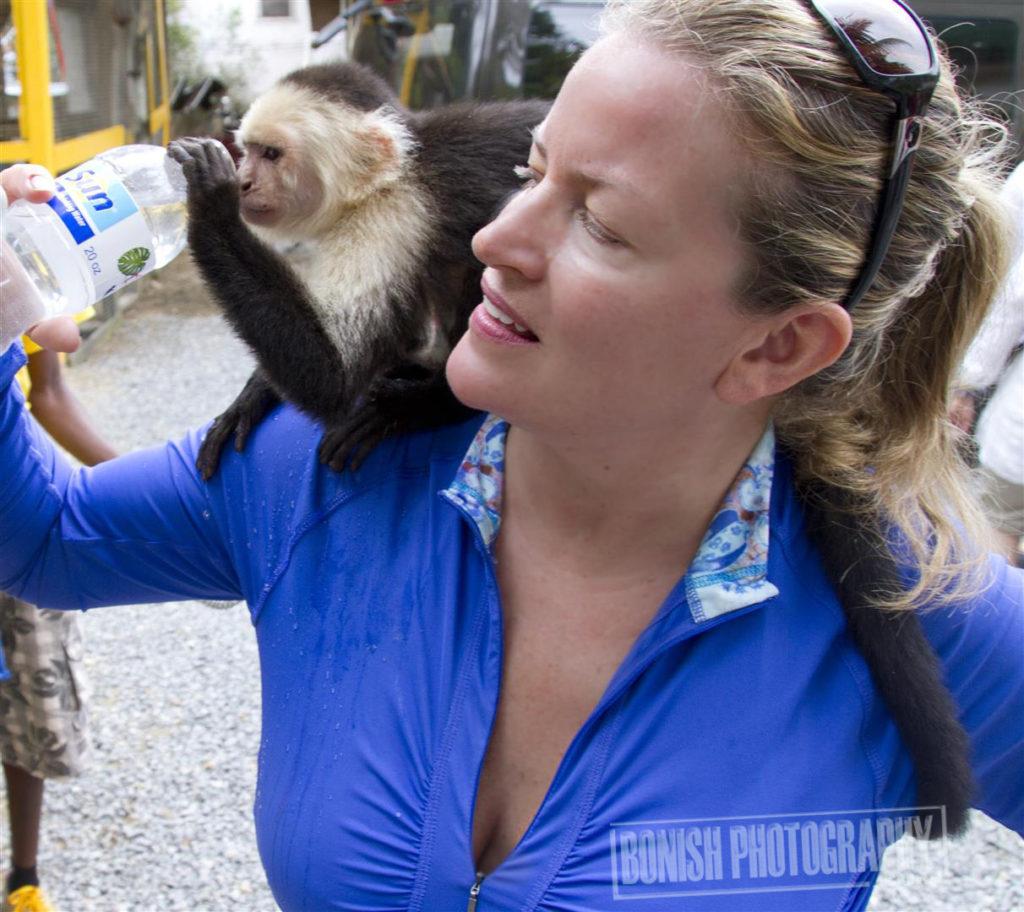 Cindy Bonish, Bonish Photo, Every Miles A Memory, Monkey