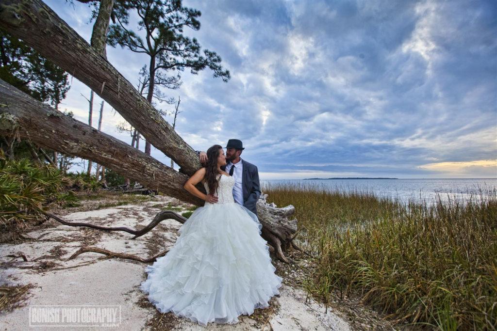 Cedar Key Wedding, Bonish Photo, Cedar Key, Every Miles A Memory