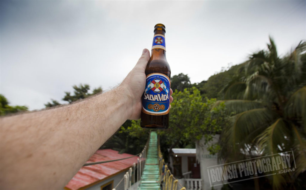 Salvadavida, Roatan, Honduras, Bonish Photo, Every Miles A Memory