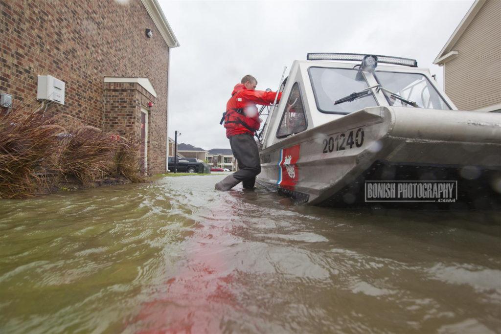 Texas, Coast Guard, Hurricane Harvey, Bonish Photo,