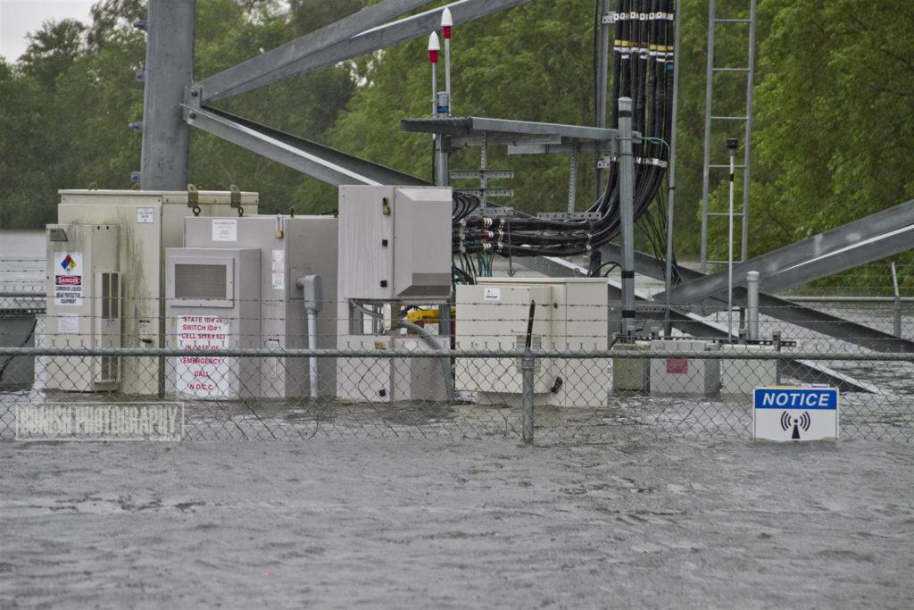 Flooded, Texas, Hurricane Harvey, Bonish Photo,