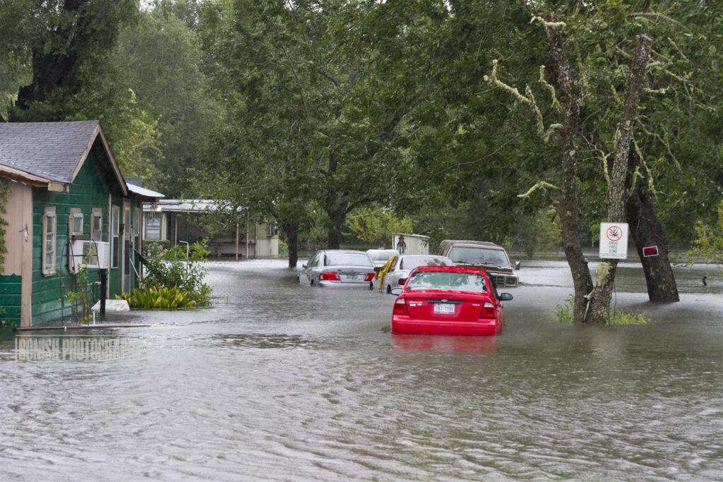 Texas, Hurricane Harvey, Bonish Photo, FLooded