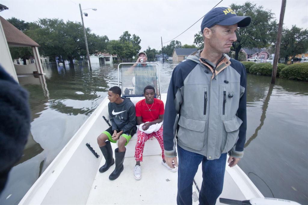 Port Arthur, Texas, Hurricane Harvey, Heath Davis, Bonish Photo