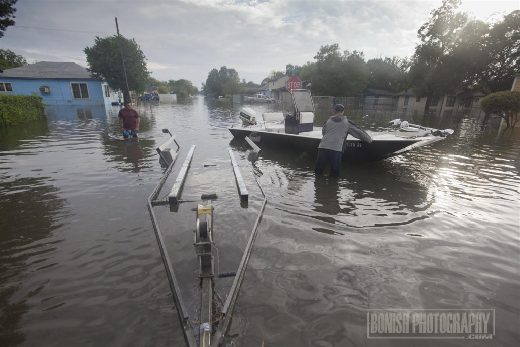 Port Arthur, Texas, Hurricane Harvey, Bonish Photo, Heath Davis