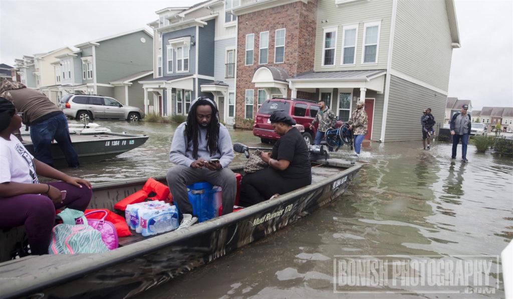 Texas, Hurricane Harvey, Bonish Photo