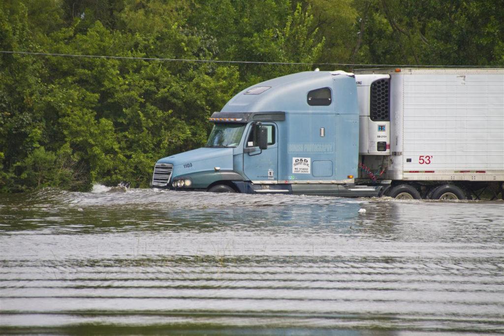 Texas, Hurricane Harvey, Bonish Photo, Flooded,