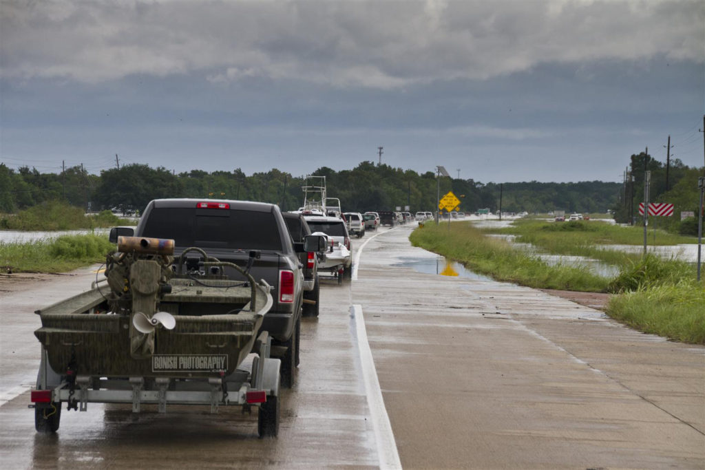 Port Arthur, Texas, Hurricane Harvey, Bonish Photo, Cajun Navy