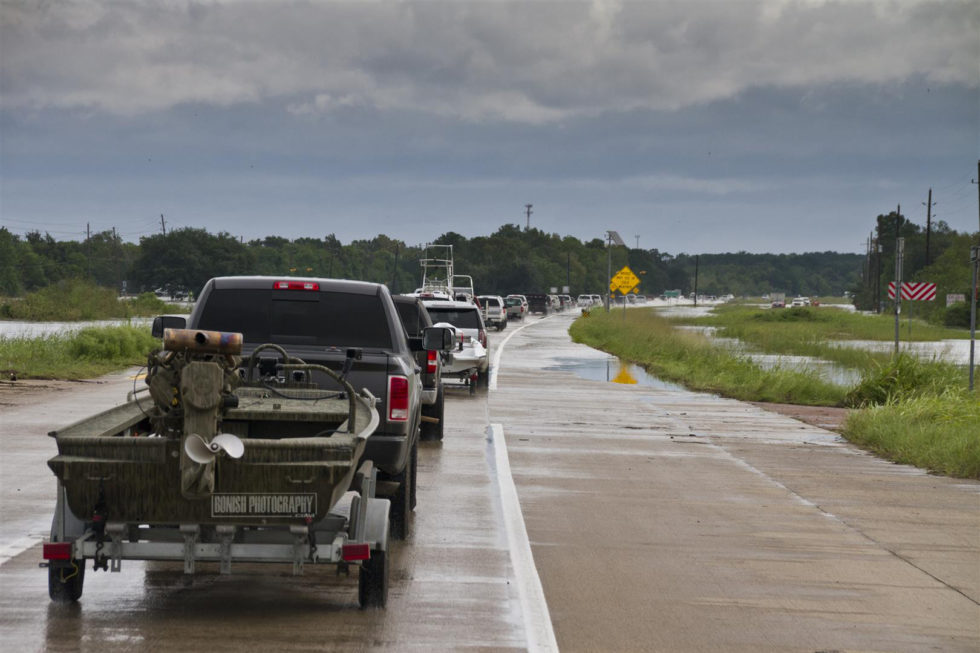 Port Arthur, Texas, Hurricane Harvey, Bonish Photo, Cajun Navy